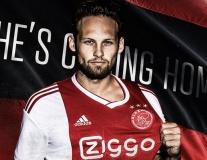 Sau tất cả, Daley Blind rạng rỡ ra mắt Ajax