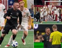 Rooney gây thất vọng, DC United bại trận