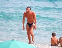 HLV Conte lần đầu lộ diện sau khi bị Chelsea sa thải