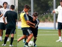 Raul chính thức tiếp bước con đường của Zinedine Zidane