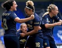 Đội nữ Man Utd thay đội nam 'rửa nhục' khi hạ đo ván Liverpool