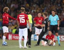 'Ibrahimovic' làm loạn trong chiến thắng của Man United