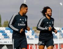 Marcelo cười bí hiểm trước thông tin HLV Lopetegui bị sa thải