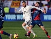 Chấm điểm Real Madrid trận Huesca: Đỉnh cao của sự tệ hại