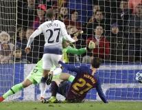 Lucas Moura ghi bàn thắng quý như vàng, Tottenham đặt chân vào vòng knock-out