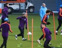 Sergio Aguero mang tin cực vui đến Man City