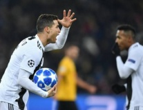 Ronaldo vừa kiến tạo, vừa phá bàn thắng của Dybala khiến Juventus ôm hận