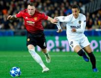 Chấm điểm Man United trận Valencia: Có người tệ hơn cả Phil Jones