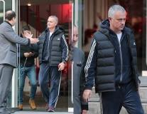Mourinho đầy thư thả trước đại chiến Liverpool