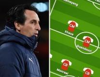 Hướng tới trận bất bại thứ 23, Arsenal ra sân với đội hình nào?