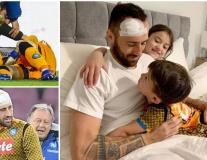 Ospina hồi phục thần kì sau chấn thương đầu khủng khiếp
