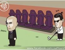 Biếm họa: Bale chơi lầy; Sir Alex du hành thời gian giải cứu M.U