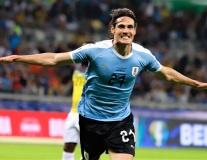 Song sát lên tiếng, Uruguay dễ dàng vùi dập Ecuador ngay trận đầu ra quân