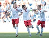 Thua Ba Lan, 'đàn em' Lukaku gặp bất lợi ở VCK U21 Châu Âu