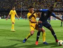 SỐC! Pháp và Romania 'dàn xếp' để giành vé dự Olympic Tokyo 2020