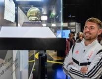 Aaron Ramsey trầm trồ trước kho thành tích vĩ đại của Juventus