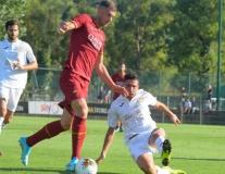 'Bầy sói' thành Rome đi săn, vùi dập đội bóng nhỏ bé đến từ Serie D