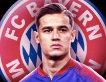 Coutinho tiếp quản số áo huyền thoại của 'người Hà Lan bay' tại Bayern Munich