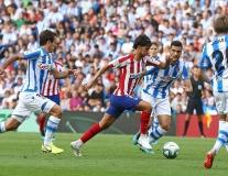 'Thần đồng' Felix lặng im, Atletico bất ngờ gục ngã trước Sociedad