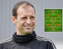 Allegri thay thế Solskjaer, đội hình Man Utd sẽ thay đổi ra sao?