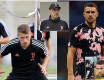 Aaron Ramsey đang thế nào tại Juventus?