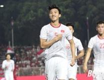 Văn Hậu ăn mừng 'đặc biệt', đốn tim hàng vạn NHM Việt Nam trong ngày vô địch SEA Games