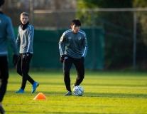 Vừa trở lại Hà Lan, Văn Hậu liền gây 'bão' ở SC Heerenveen