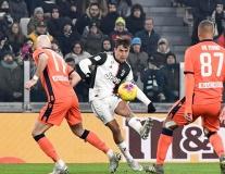 Người Argentina thăng hoa, Juventus vùi dập Udinese trên sân nhà