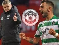 Vì đâu Sporting tự tin 'thét giá' Bruno Fernandes?