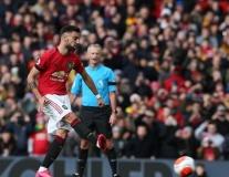 Đá 11m quá dị, Fernandes ăn mừng điên dại bàn đầu tiên cho M.U