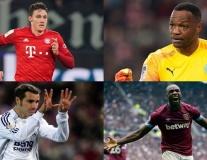 Ngày này năm xưa, 10 ngôi sao bóng đá cất tiếng khóc chào đời