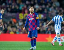 Lionel Messi và bước ngoặt sự nghiệp ở tuổi 32