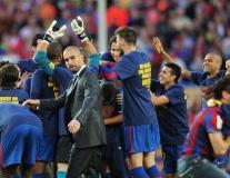 10 ngôi sao từng ra mắt đội một Barca trong kỷ nguyên của Pep