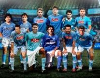 Đội hình cầu thủ Argentina xuất sắc nhất của Napoli: Maradona trên hàng công, Higuain vắng mặt