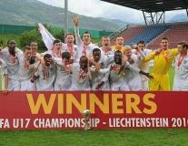 3 sao trẻ M.U và đội hình U17 Anh vô địch EURO đang ở đâu?
