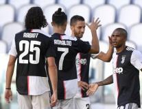 Ronaldo, Dybala và những điều có thể bạn đã bỏ lỡ trong trận Juve - Torino