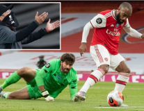Van Dijk và Alisson hóa tội đồ, Liverpool 'sập bẫy' tại Emirates