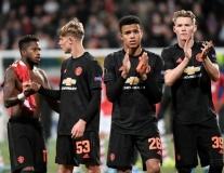 8 'thành phẩm' lò Carrington xuất trận, Man Utd ung dung tiếp LASK?