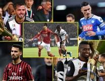 5 ngôi sao đã nói lời chia tay với Serie A sau mùa giải 2019-20: Smalling và ai nữa?