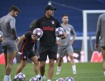 'Quái thú' trở lại, Atletico tự tin đấu RB Leipzig