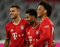 Không Thiago, Bayern Munich hủy diệt đối thủ 8 bàn khi trình làng cặp 'Robbery mới'