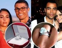 Georgina và những nàng WAGs được cầu hôn bằng nhẫn kim cương đắt tiền nhất