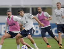 Gặp lại Morata ở Juve, Ronaldo phản ứng ra sao?