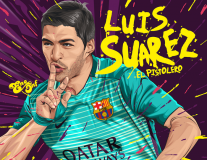 Những khoảnh khắc đáng nhớ nhất của Suarez trong màu áo Barca