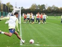 Binh hùng tướng mạnh, Arsenal sẵn sàng đại chiến Leicester
