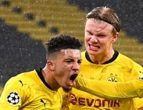 Sancho và Haaland nổ súng, Dortmund giành chiến thắng đầu tiên ở Champions League