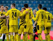 Tuyển thủ Đức lập cú đúp, Dortmund thắng dễ tân binh của Bundesliga