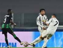 Ronaldo ghi bàn quá quan trọng, Juventus chính thức đoạt vé đi tiếp