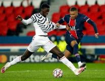 Đấu PSG, 3 sao Man Utd sẵn sàng phá lưới Keylor Navas