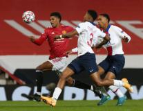Chấm điểm Man Utd trận PSG: Martial và Fred dưới trung bình, điểm sáng Rashford